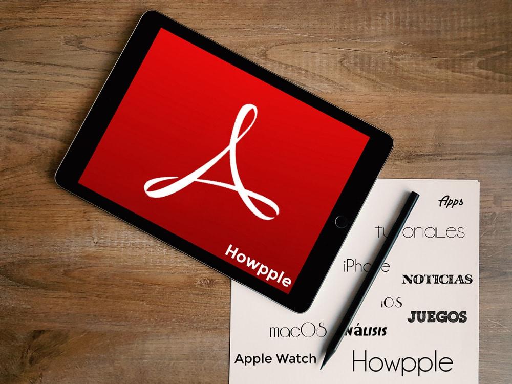 Aprende como guardar como PDF cualquier cosa en iPhone iPad o Mac