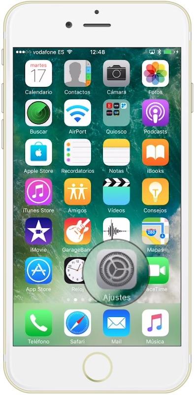 Aprende Como personalizar las pulsaciones en los AirPods de Apple Ajustes iOS