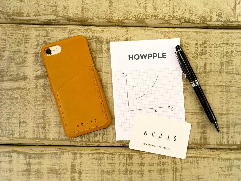Probamos la funda para iPhone 7 más elegante del mercado