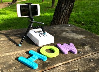 GorillaPod Video, el Tripode para iPhone