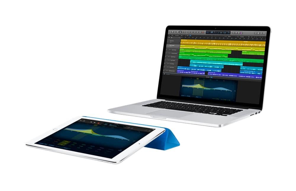 Nueva Actualización de GarageBand y Actualización de Logic Pro X
