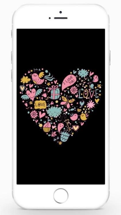 Apple se actualiza para San Valentin corazón