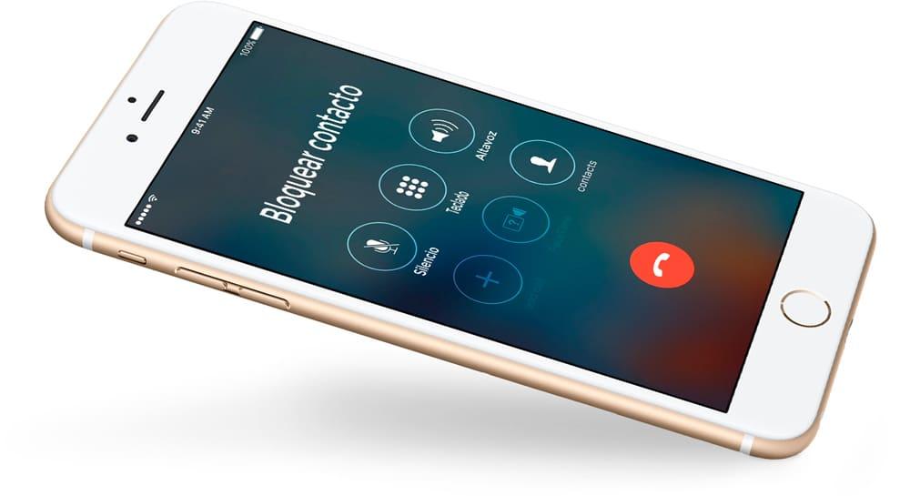 Aprende como bloquear un contacto en iPhone