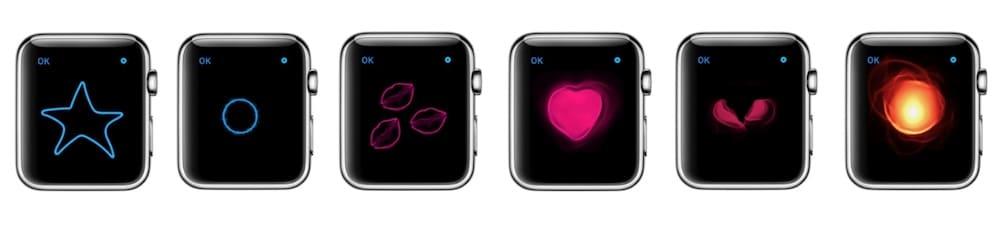 Aprende como Compartir emociones en San Valentin con el Apple Watch