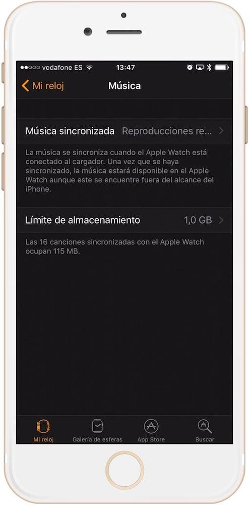 Aprende como conectar unos auriculares inalámbricos con el Apple Watch opciones en iPhone