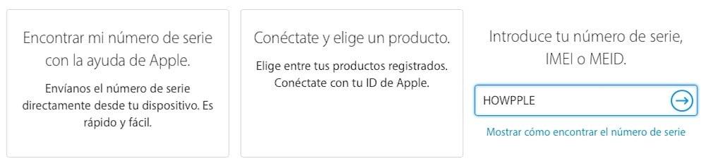 Como comprobar iPhone bloqueado con IMEI