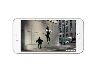 Aprende como usar el modo ráfaga de tu iPhone y iPad para realizar fotografías