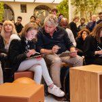 Sesiones creativas en el taller Apple