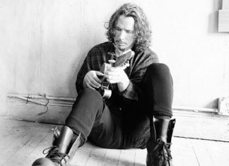 Chris Cornell Descargas Apple Music y iTunes la tercera semana de Mayo