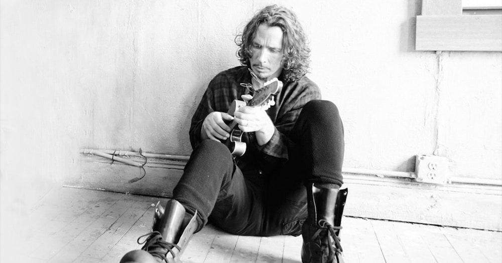 Chris Cornell Descargas Apple Music y iTunes la tercera semana de Mayo