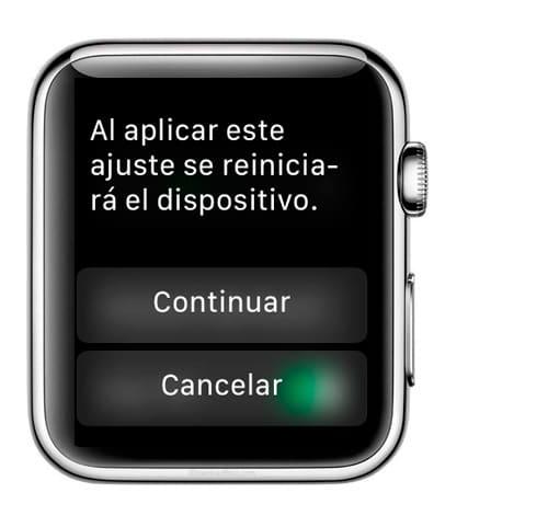 Aprende como cambiar el tamaño de la letra en Apple Watch