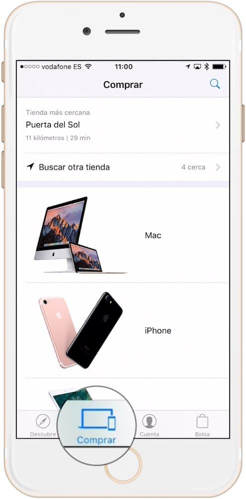 Como apuntarse a los cursos Today at Apple a través de la App Apple Store de iPhone y iPad
