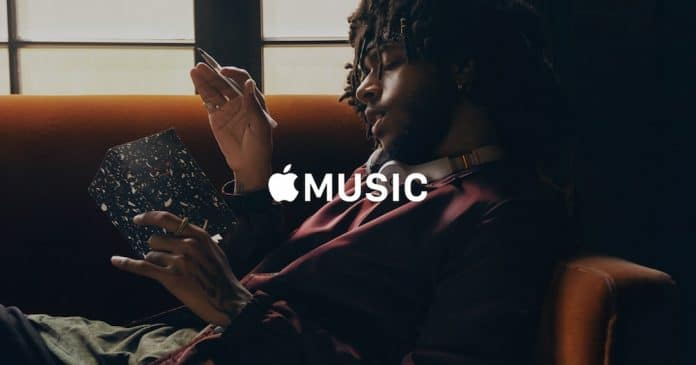 Como ver las letras de las canciones en Apple Music