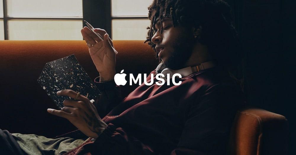 Como ver las letras de las canciones en Apple Music