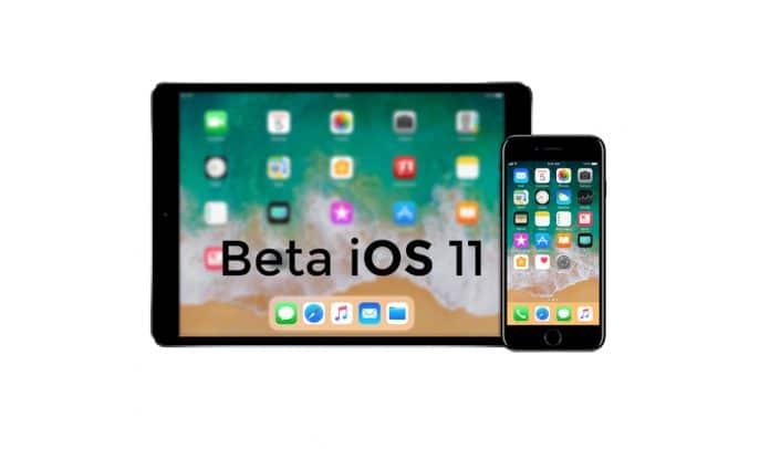 Apple Publica la primera beta Pública de iOS 11