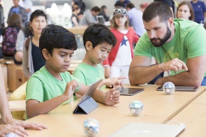 Nuevos campamentos Apple y actividades para el verano 2017