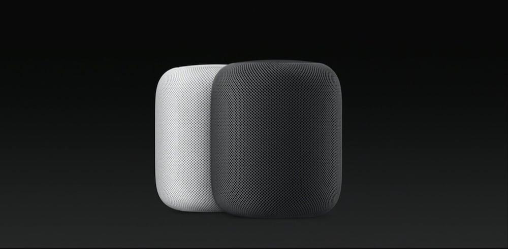 Nuevo HomePod de Apple presentado en la WWDC 2017