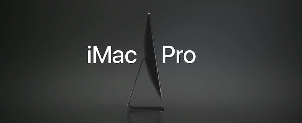 iMac Pro para profesionales presentado en la WWDC 2017