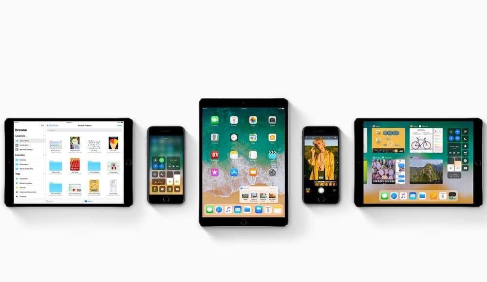 Cambios iOS 11