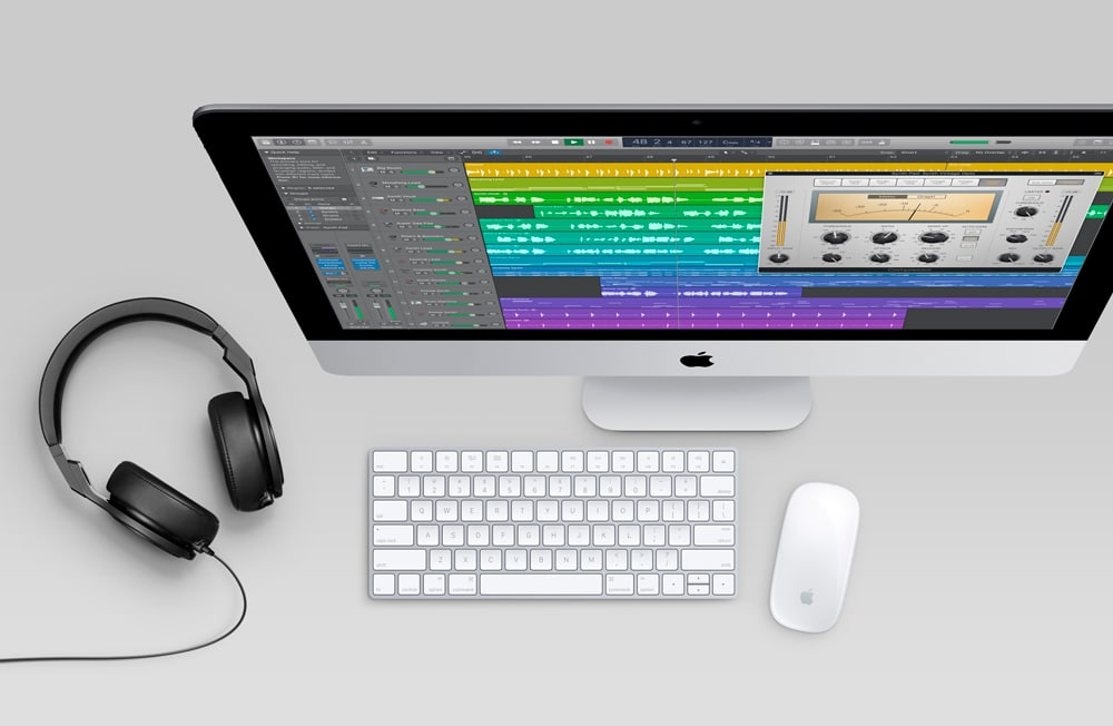 Apple actualiza Logic Pro X a su version 10.3.2