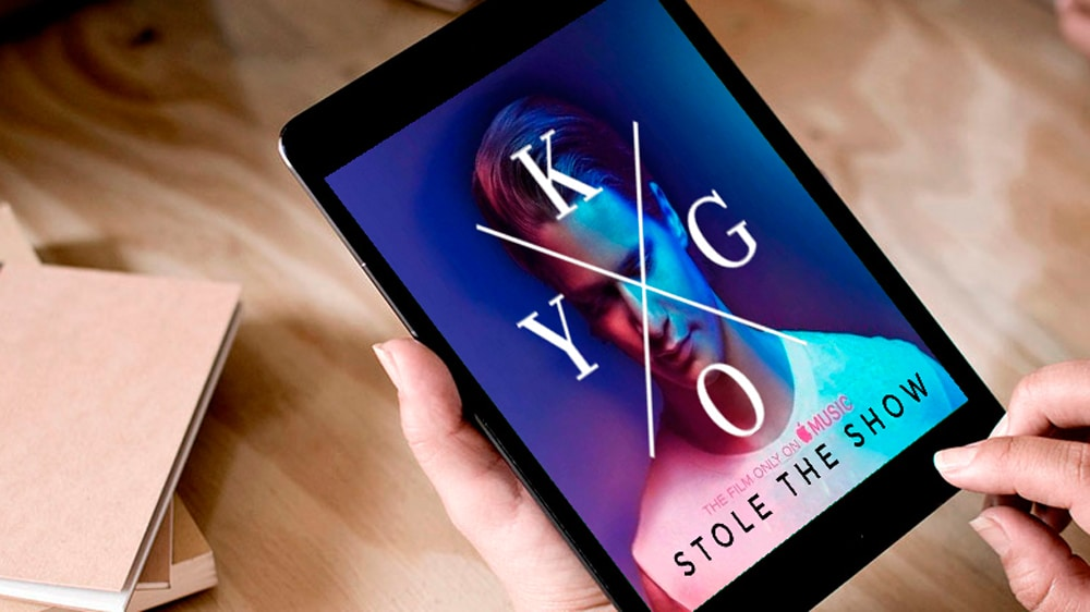 Documental exclusivo de Kygo en Apple Music