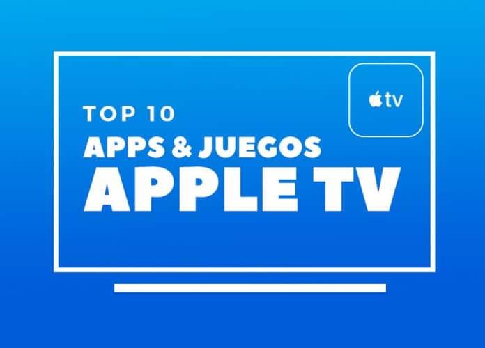 TOP 10 Juegos para Apple TV - Apps Apple TV