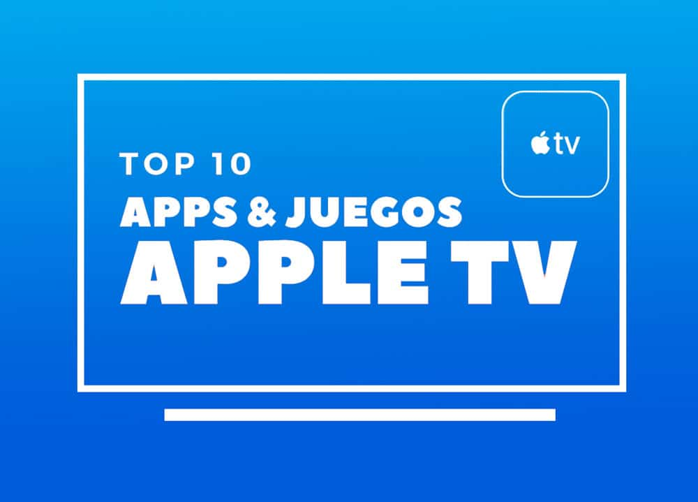 TOP 10 Juegos para Apple TV - Apps Apple TV
