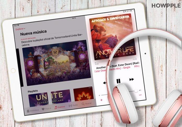 Playlist de Tomorrowland 2017 en Apple Music