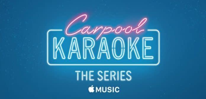 carpool karaoke llega a españa de la mano de Apple Music