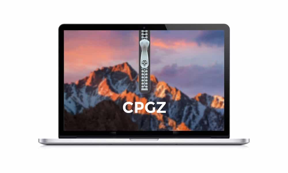 Como abrir un archivo CPGZ - Aprende como abrir un archivo CPGZ en Mac