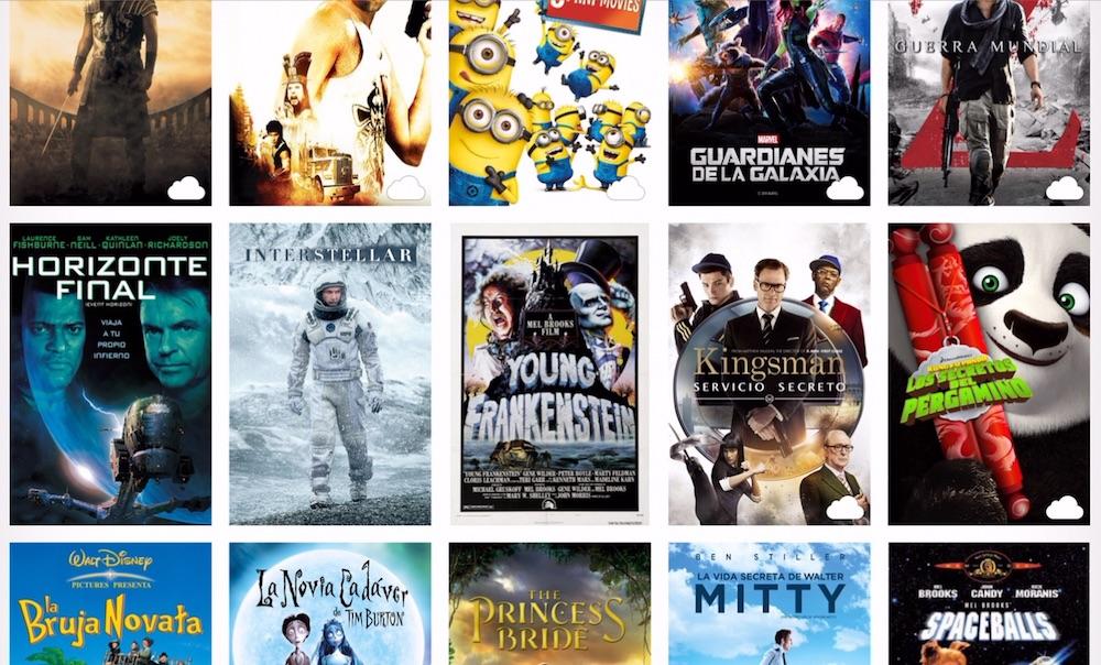 Aprende como ver y descargar películas en iPad y iPhone