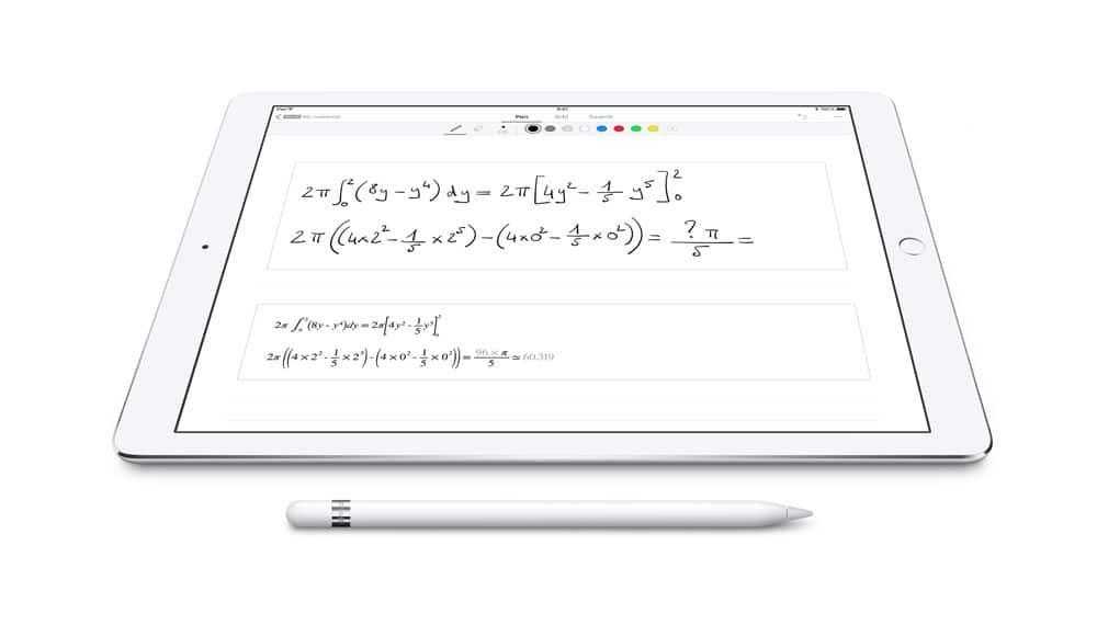 Tenemos DIEZ consejos para usar el iPad Pro en la escuela