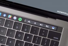 Pon el Dock en la TouchBar de tu MacBook Pro con TouchSwitcher
