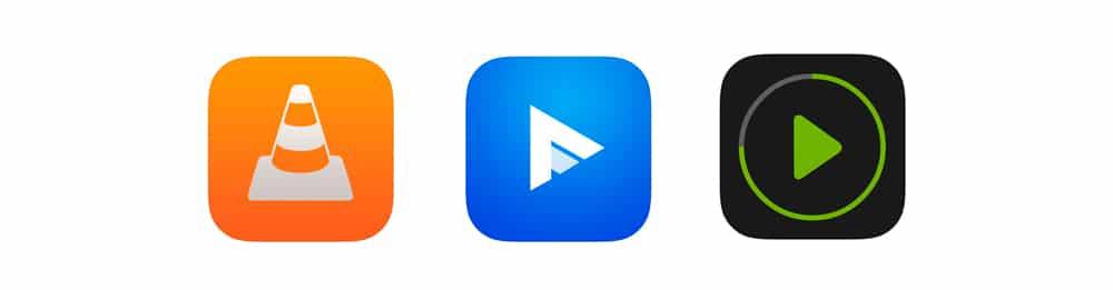 Gestores de contenido para ver películas en iPad y iPhone