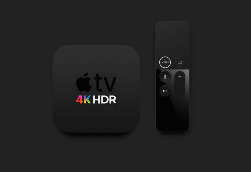 Nuevo Apple TV 4K