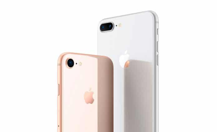 Nuevos iPhone 8 y iPhone 8 Plus