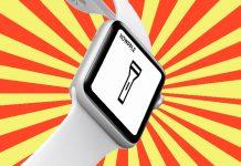 Cómo usar la linterna en el Apple Watch