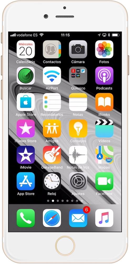 Cómo leer códigos QR en iPhone y iPad con iOS 11