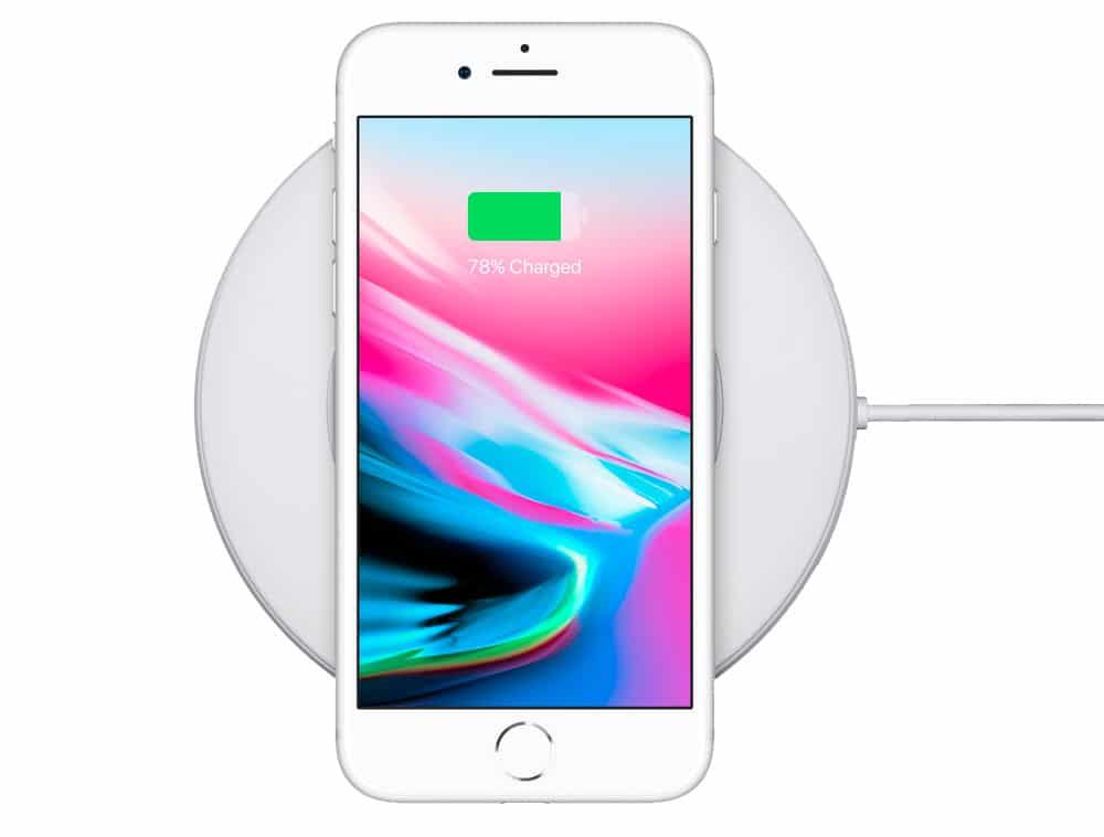 Nueva carga inalámbrica para el iPhone 8