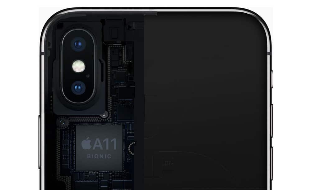 Chip A11 del nuevo iPhone X