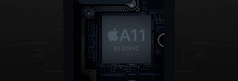 Nuevo Chip A11 Bionic del iPhone 8