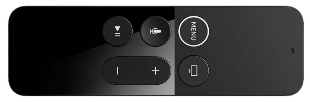 Nuevo mando del Apple TV 4K