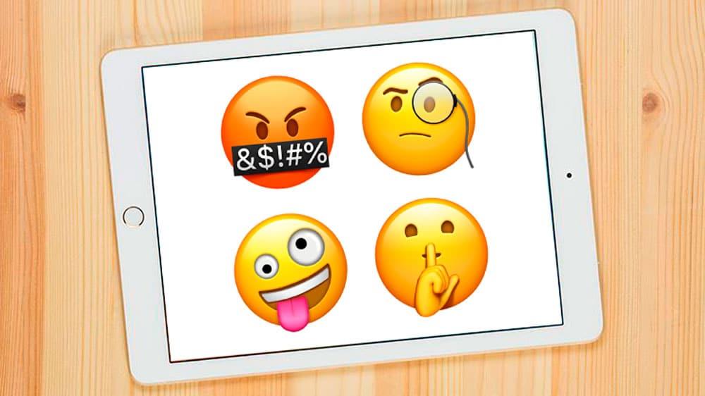 Nuevos emoticonos llegarán con iOS 11.1