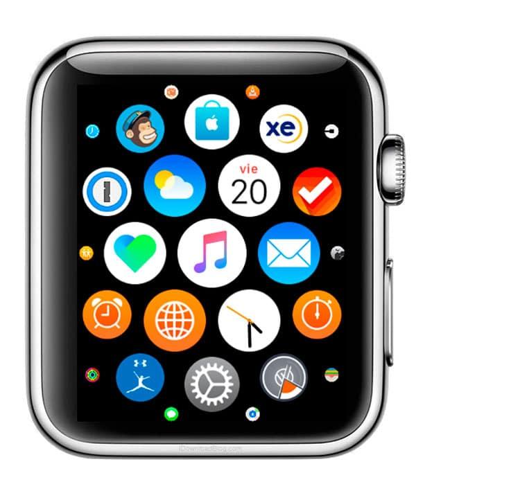 aplicación de Apple Music en el Apple Watch Series 3