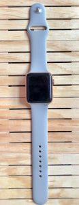 Correa gris análisis Apple Watch Series 3