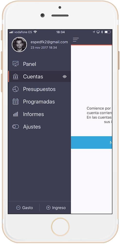 Moneywyz es una de las CUATRO mejores aplicaciones de finanzas personales para iPhone