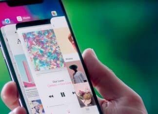 Cómo cerrar aplicaciones en iPhone X