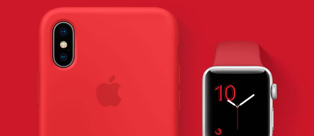 Product (RED) 2017 de Apple
