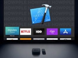 Cómo hacer capturas de pantalla en el apple tv 4k principal