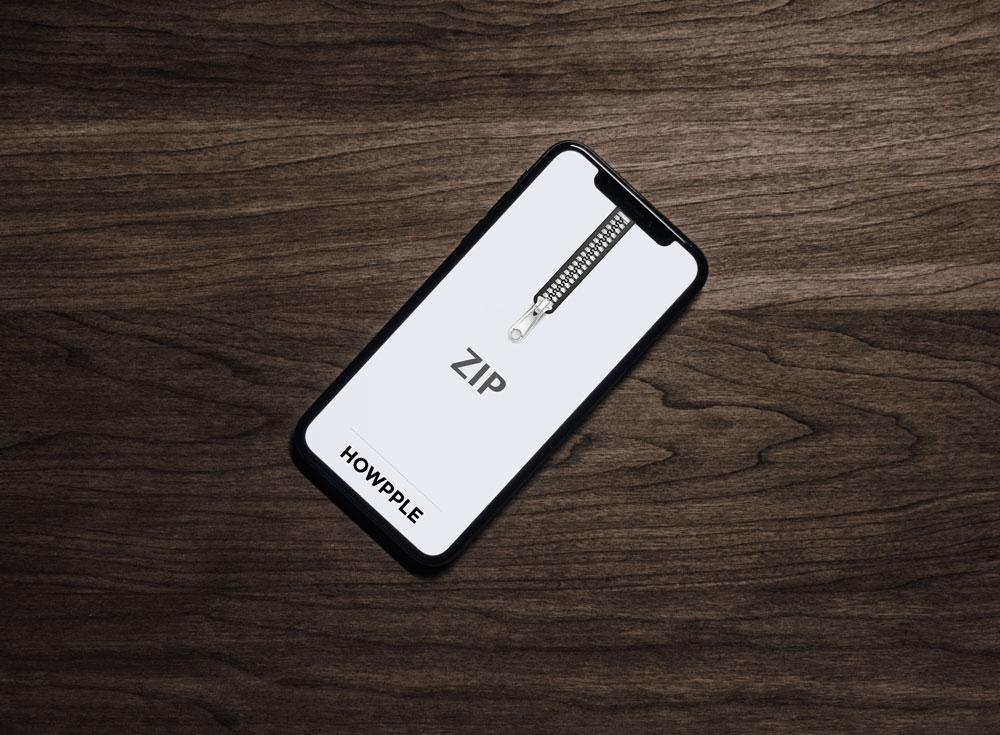 Aprende cómo descomprimir un archivo en iPhone o iPad